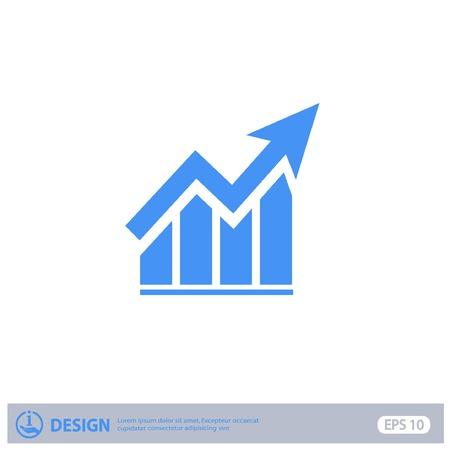 grafica de barras: Pictograma de la gráfica Vectores