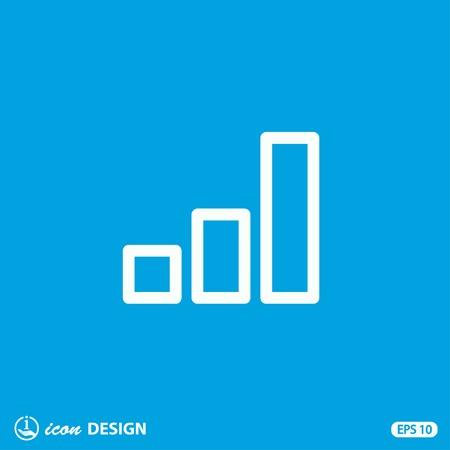 pictograph: Pictograph of graph