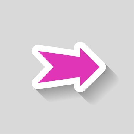 arrowheads: Arrow icon
