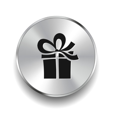christmas present: Pictograph of gift