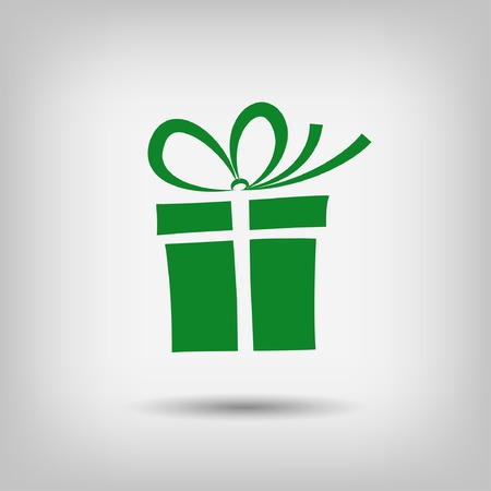 present: Pictograph of gift