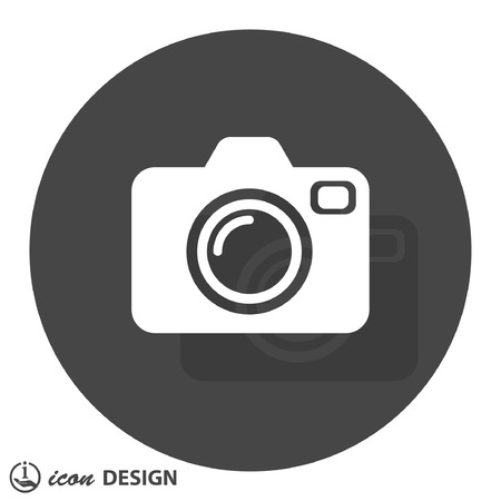 pictograph: Pictograph of camera