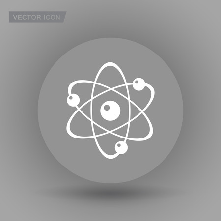 Pictograph of atom