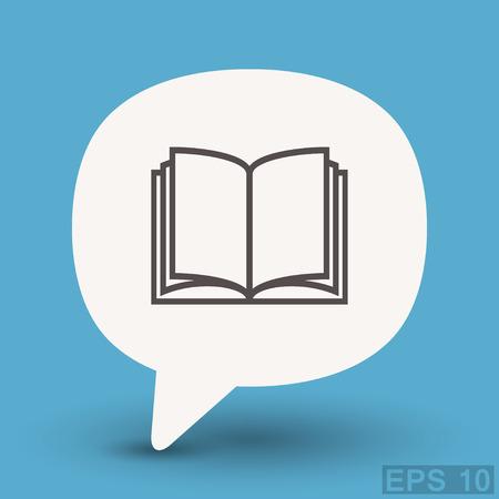 Pictograph van boek