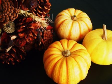 autmn: Halloween s pumpkin Stock Photo