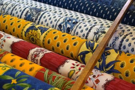 Design of Provence fabrics sold per yard