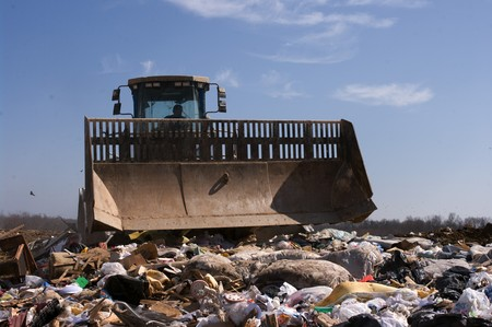 Working on a landfill plan in the US