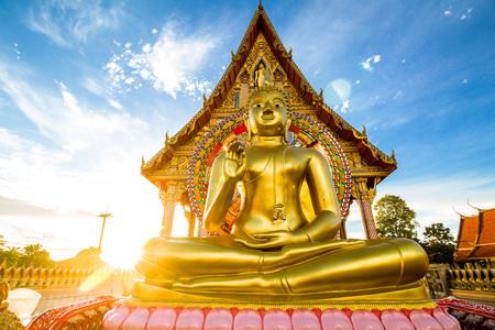 budha: Budha statue Stock Photo