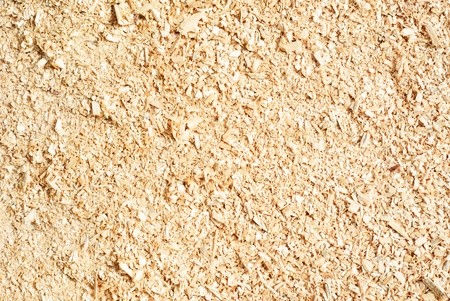 Sawdust wood an abstract background