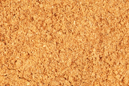 cinnimon: Cinnamon  powder as  nature  food   background Stock Photo