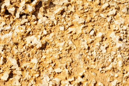 Sandstone pieces texture as  background