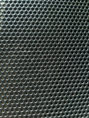 grid: Black grid textured background