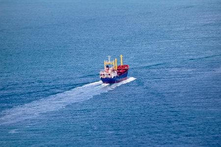 tanker ship: Tanker Ship at Marmara sea Istanbul