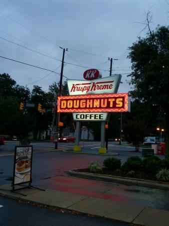 Big Donuts Ad