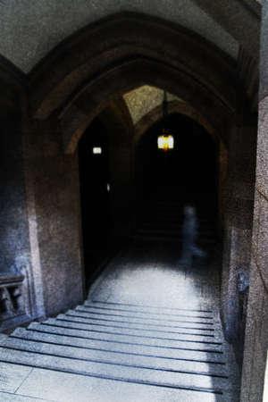 Silent hall Imagens