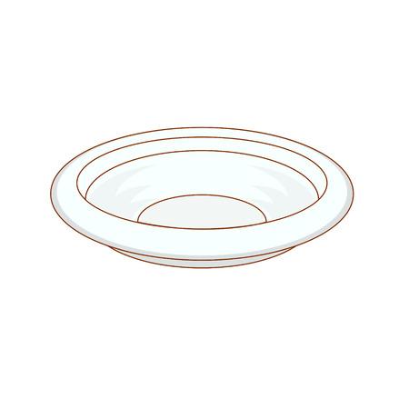 food plate: plate of food
