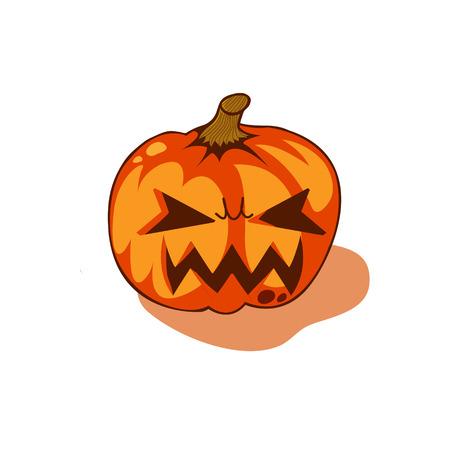 illustrators: Pumpkins for Halloween