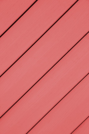 fuga:  A red colored design example of a siding which has thin crossing fuga lines  Stock Photo