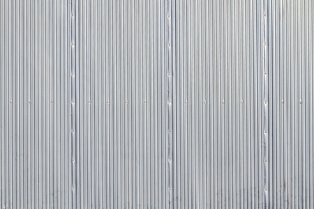 stripped: Stripped texture metal background, garage door Stock Photo