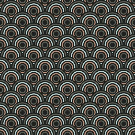 circulos concentricos: moderna c�rculos conc�ntricos textura, patr�n resumen de antecedentes de colores sin fisuras Vectores