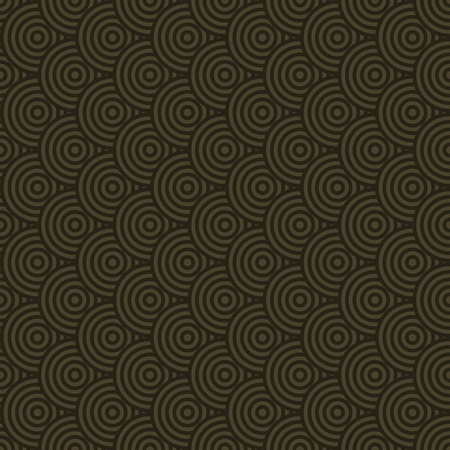 circulos concentricos: Seamless colorful abstract modern concentric circles texture, background pattern