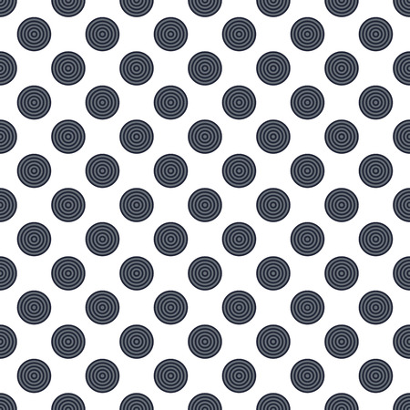 navy blue background: Seamless abstract modern concentric navy blue, gray circles texture, background pattern