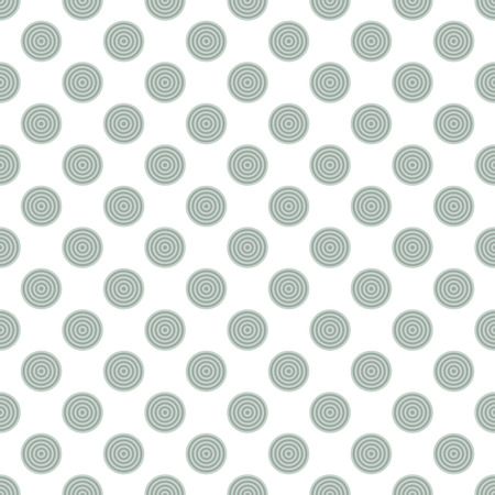 decorative pattern: Seamless colorful abstract modern concentric circles texture, background pattern
