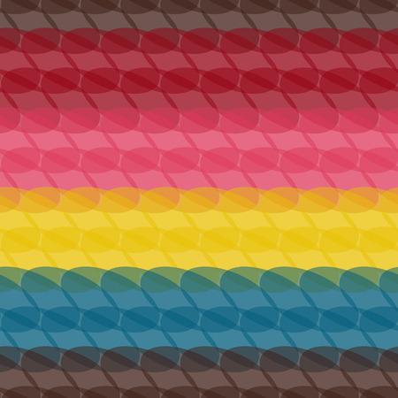 elipse: Fondo geométrico abstracto sin fisuras creado a partir de los patrones de la elipse