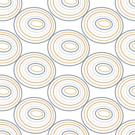 elipse: Abstract seamless geometric background created from ellipse patterns