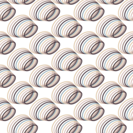 ellipse: Abstract seamless geometric background created from ellipse patterns
