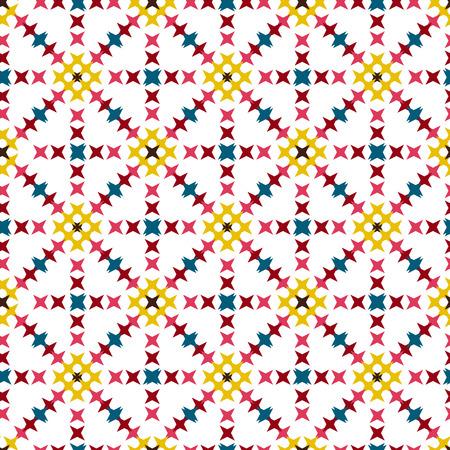 punto de cruz: patr�n de punto de cruz bordado abstracto transparente sobre fondo claro