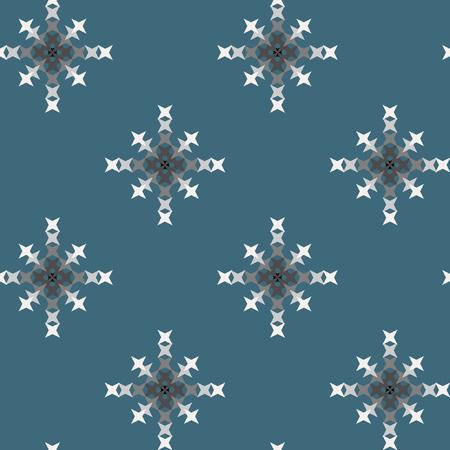punto de cruz: patr�n de punto de cruz bordado abstracto sin fisuras en el fondo de colores
