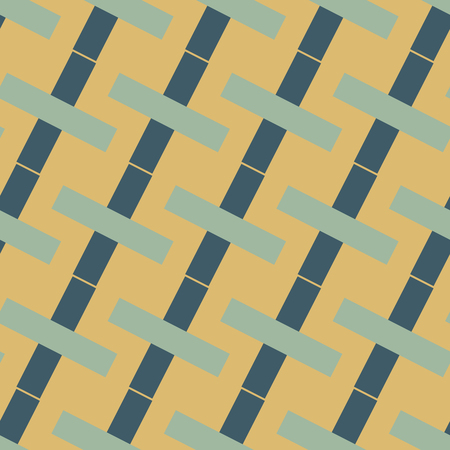 repetition: Seamless abstract pattern created from repetition of plus cross symbols Illustration