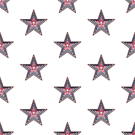 star pattern: Seamless modern abstract star texture, background pattern Illustration