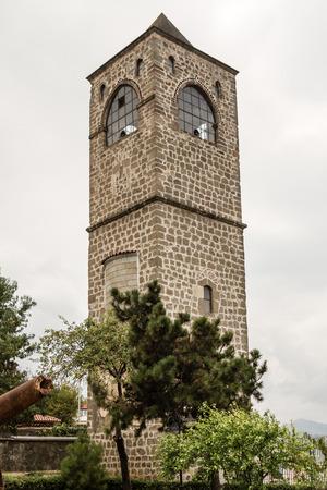 hagia sophia: The church of Hagia Sophia in Trabzon, Turkey.