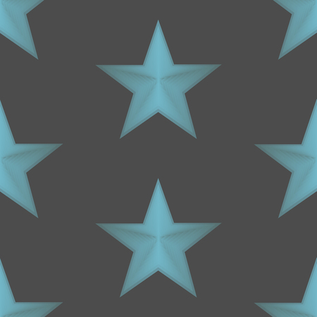 star background: Seamless modern abstract star texture, background pattern Stock Photo