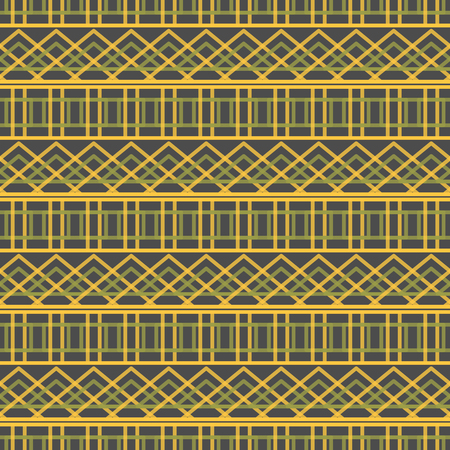 rectangles: Seamless abstract modern pattern created from rectangles