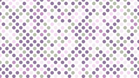Polka dot pop art creative design, vector illustration, abstract background Illustration