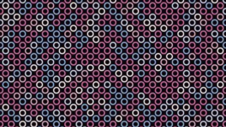 Polka dot pop art creative design, vector illustration, abstract background 일러스트