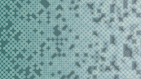 Polka dot pop art creative design, vector illustration, abstract background
