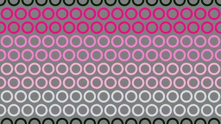Polka dot pop art creative design, vector illustration, abstract background Ilustração
