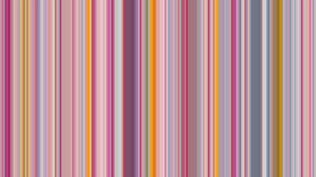 Colorful vertical stripe vector pattern. Print for interior design and fabric.
