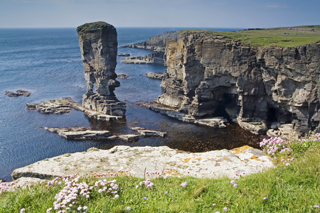 The Stacks of Yesnaby, Orkney, Scotland