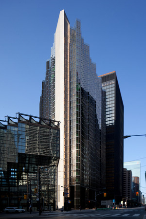 bank office: The Royal Bank Plaza Building in Toronto, Canada