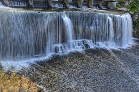 ottawa: The Rideau Falls in Ottawa