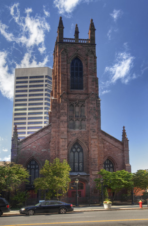 hartford: Christ Church Cathedral in Hartford, Connecticut