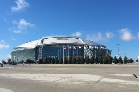 ATT Stadium, home to the Dallas Cowboys