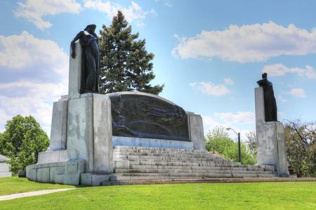 A Memorial in Brantford, Ontario, Canada to Alexander Graham Bell Editorial