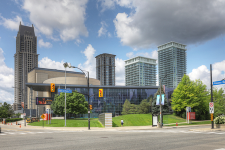 The Living Arts Centre in Mississauga, Canada