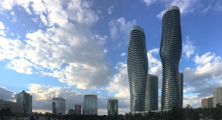 The Absolute World Condominiums, Mississauga, Canada